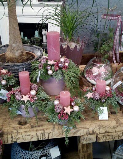 Adventsausstellung_Schuepfheim_Flowers_Kerzen
